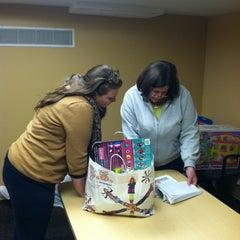 Photo taken at McMahon/Ryan Child Advocacy Site by Jamie W. on 12/15/2012