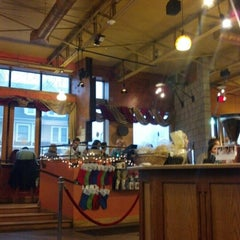 Photo taken at SPoT Coffee Elmwood Cafe by Christine L. on 12/8/2012