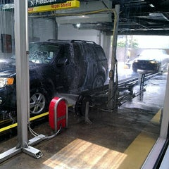 Photo taken at Mister Car Wash by Wayne A. on 4/23/2014
