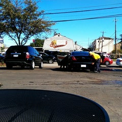 Photo taken at Mister Car Wash by Wayne A. on 11/23/2014