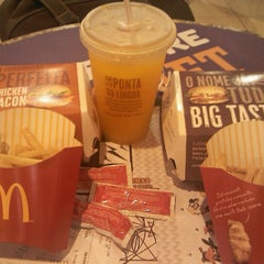 Photo taken at McDonald's by Lucas V. on 10/11/2012