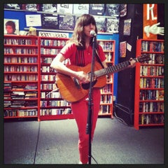 Photo taken at Reckless Records by Anna D. on 6/8/2013