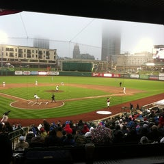 Photo taken at Fort Wayne TinCaps Baseball by Deb T. on 4/11/2013