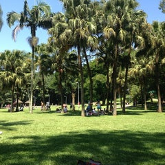 Photo taken at Parque Burle Marx by Leticia B. on 2/24/2013