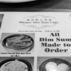 Photo taken at Winsor Dim Sum Cafe by Linda . on 3/29/2015