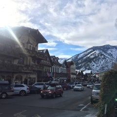 Photo taken at Town of Leavenworth by Jeannette C. on 1/31/2016