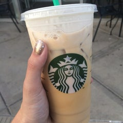 Photo taken at Starbucks by Chelsea P. on 8/9/2014