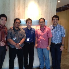 Photo taken at Daya Dimensi Indonesia by Richard C. on 6/4/2013