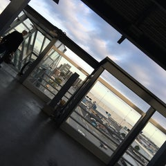 Photo taken at SFO AirTrain Station by YAS T. on 1/26/2016
