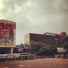 Photo taken at UNAM Facultad de Medicina by José Manuel P. on 7/23/2013