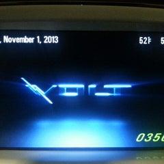 Photo taken at GM VEC (Vehicle Engineering Center) by Joseph M. on 11/1/2013
