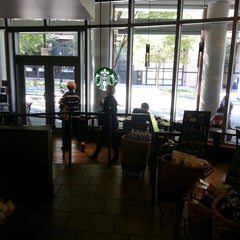 Photo taken at Starbucks by Michael T. on 10/19/2014