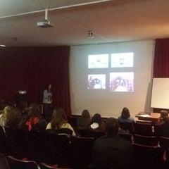 Photo taken at Fundacion Universitaria CIEO | UniCIEO by Ips O. on 8/31/2014