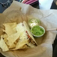 Photo taken at Qdoba Mexican Grill by Stephanie M. on 7/10/2015