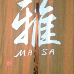 Photo taken at Masa by nicole s. on 6/23/2013