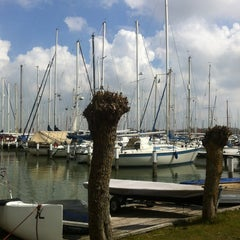 Photo taken at Marina Monnickendam by Marissa G. on 4/13/2013