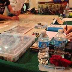 Photo taken at Asgard Games by Tyler R. on 12/18/2012