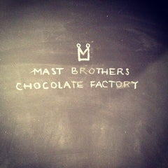 Photo taken at Mast Brothers Chocolate Factory by Robby E. on 7/20/2013