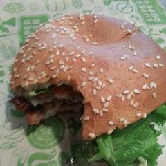 Photo taken at Super Duper Burger by James N. on 3/25/2013