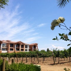 Photo taken at South Coast Winery Resort & Spa by Thomas D. on 7/5/2013