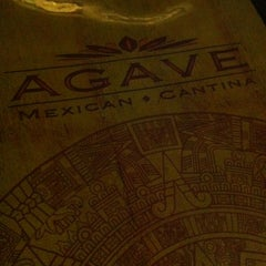 Photo taken at Agave Mexican Cantina by Örangemylesy on 9/26/2012