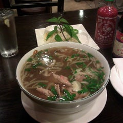 Photo taken at Pho Dong by James B. on 3/16/2013