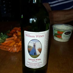 Photo taken at Wilson Winery by Dennis A. on 7/5/2015
