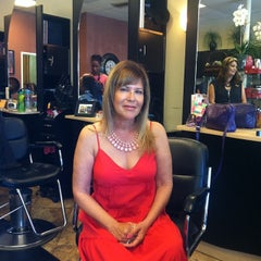 Photo taken at Creative Hairdressers by Sofia R. on 6/26/2014