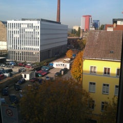 Photo taken at A&O Berlin Mitte by Thorsten M. on 10/20/2012