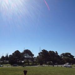 Photo taken at Berkeley Marina by Kerry B. on 4/17/2013