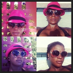 Photo taken at The Pool At The Resort by Fibi L. on 8/11/2013