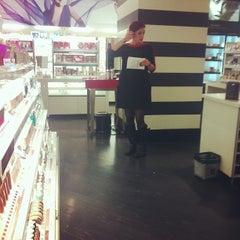 Photo taken at Sephora by Kirsten P. on 10/22/2012