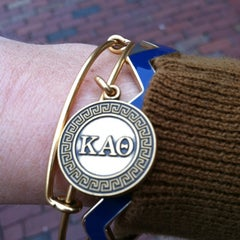 Photo taken at ALEX AND ANI Newport by Kristin K. on 9/29/2012