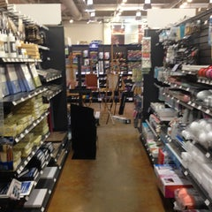 Photo taken at Blick Art Materials by Trim K. on 1/28/2013