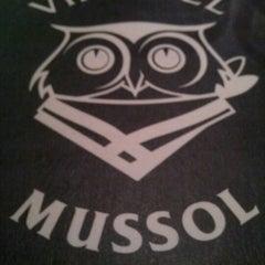 Photo taken at Mussol by Jesus B. on 11/7/2012