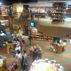 Photo taken at Livraria Cultura by Antonio R. on 6/9/2013