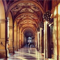 Photo taken at Via Farini by Associazione Succede solo a B. on 12/14/2013