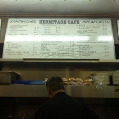 Photo taken at Hermitage Cafe by Shana D. on 10/14/2012