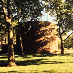 Photo taken at MIT Chapel (Building W15) by Eddy T. on 8/18/2014