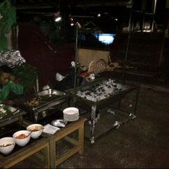 Photo taken at Tirtagangga Hotel by Ekky V. on 9/13/2014