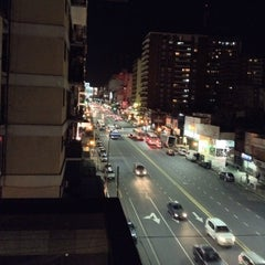 Photo taken at Avenida General Paz by Nach N. on 6/13/2015