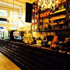 Photo taken at Stock Café by Christina S. on 1/17/2015