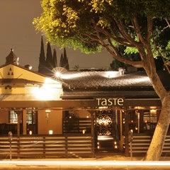 Photo taken at Taste on Melrose by Taste on Melrose on 10/23/2014