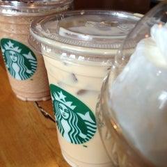 Photo taken at Starbucks Coffee by Dan Ronald S. on 7/3/2013