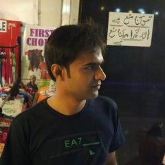 Photo taken at Saima Mall by Zafar Q. on 7/13/2014