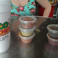 Photo taken at Mi Taco Poncho's by Jorge D. on 7/2/2013