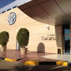 Photo taken at Al Salam Rotana Khartoum by Deddy F. on 11/27/2012