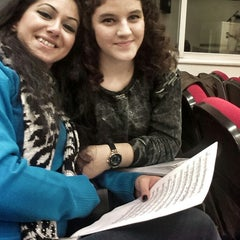 Photo taken at Eyup Musiki Cemiyeti by Tuğçe D. on 10/30/2014