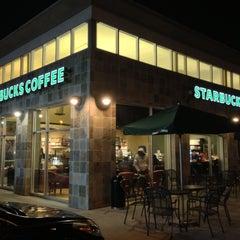Photo taken at Starbucks by Francois S. on 4/14/2013