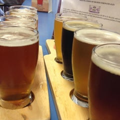Photo taken at The Phoenix Ale Brewery by Kelly L. on 7/13/2013